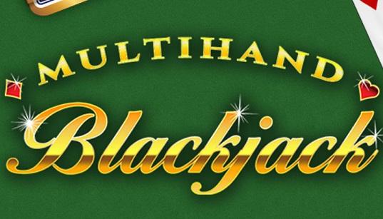 A Peek at Multi-Hand Blackjack Online