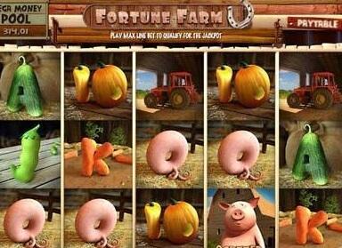 Overview of Fortunes Farm Online Slot