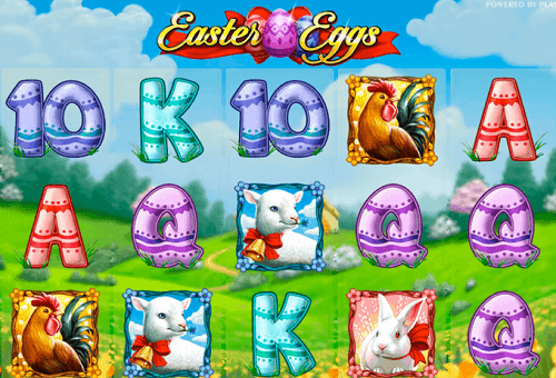 Reviewing Easter Eggs Slot Online for Players