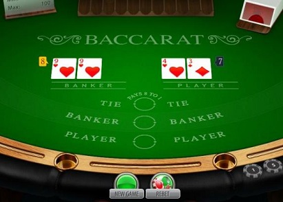 Baccarat Guide for Online Casino Gamblers