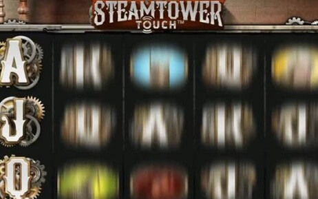 Review of Steam Tower Touch Casino Slot